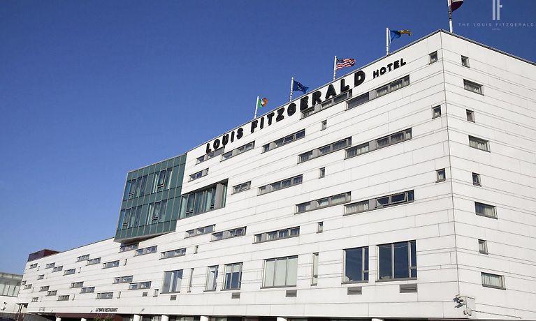 ダブリンのホテル